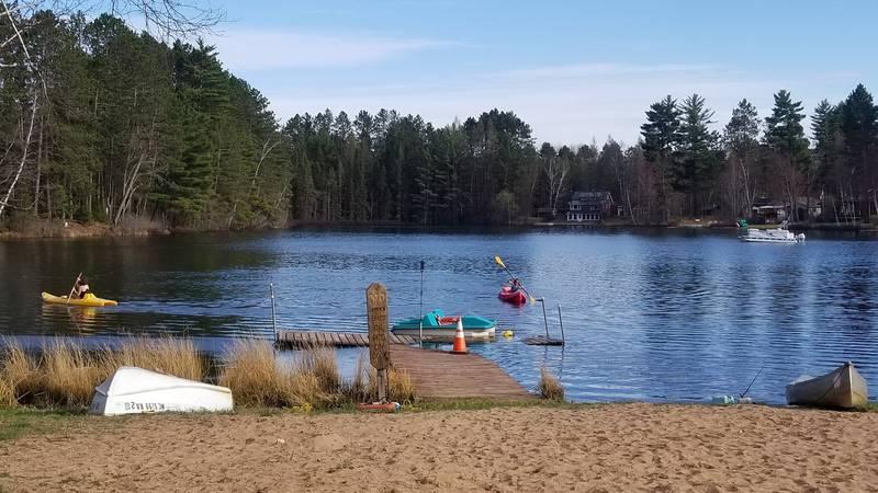 Horseshoe Lake Campground