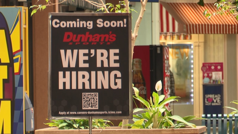Full an part time positions are available