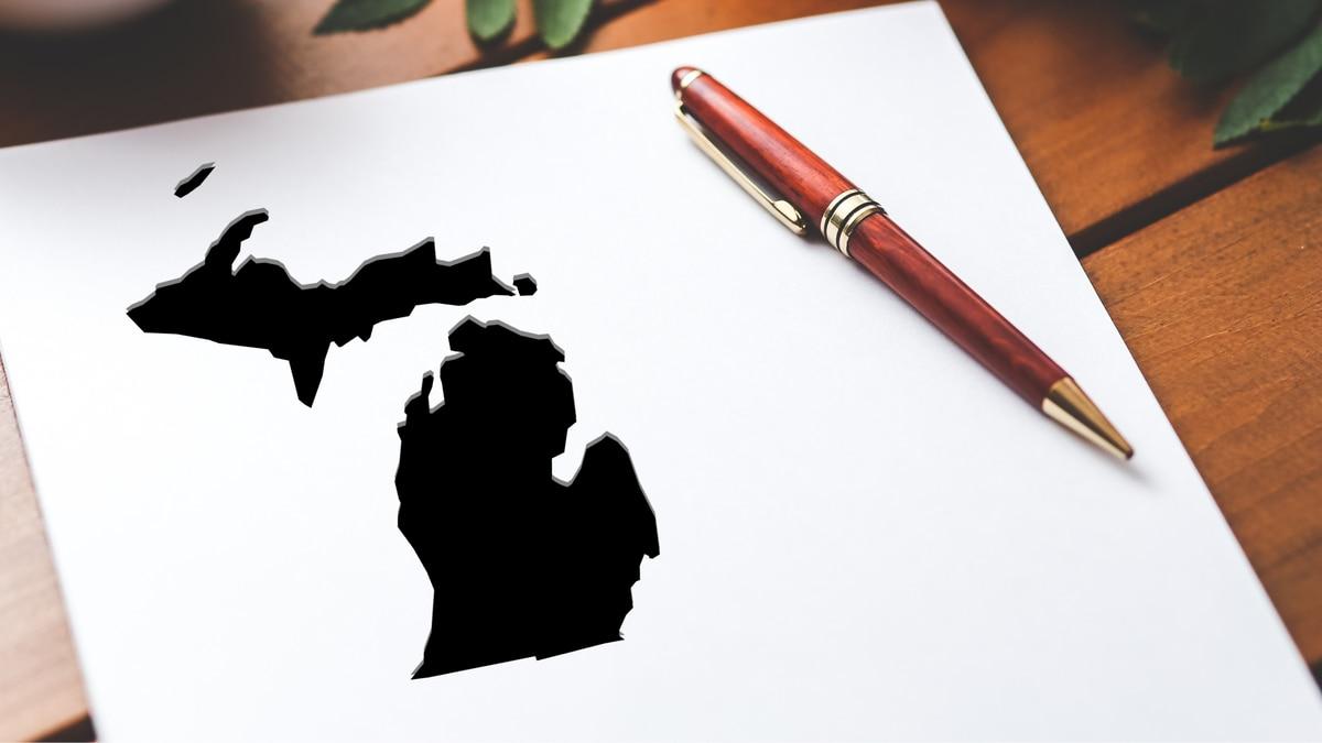 Michigan legislation and bills signed into law.