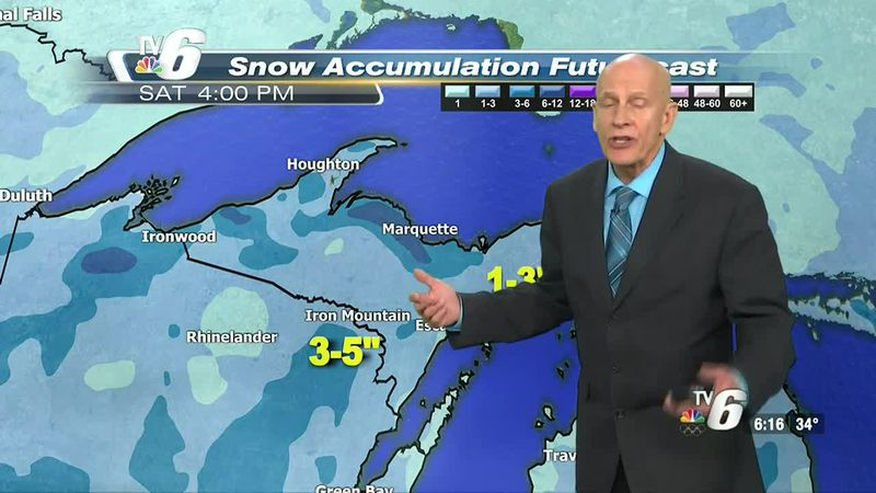 Karl Bohnak's Weather: 1/14/2021