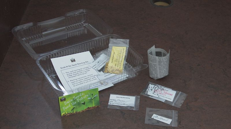 The kits include all the essentials to start growing herbs early.