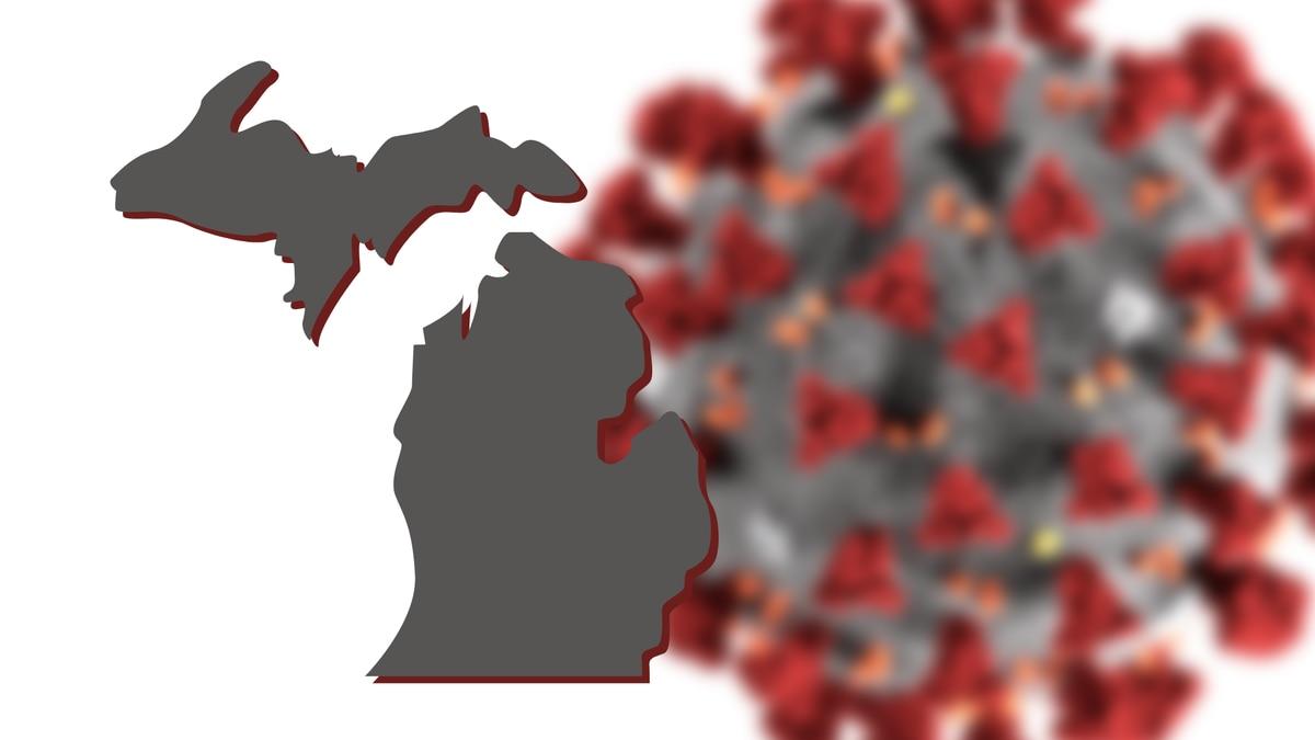 Coronavirus in Michigan.