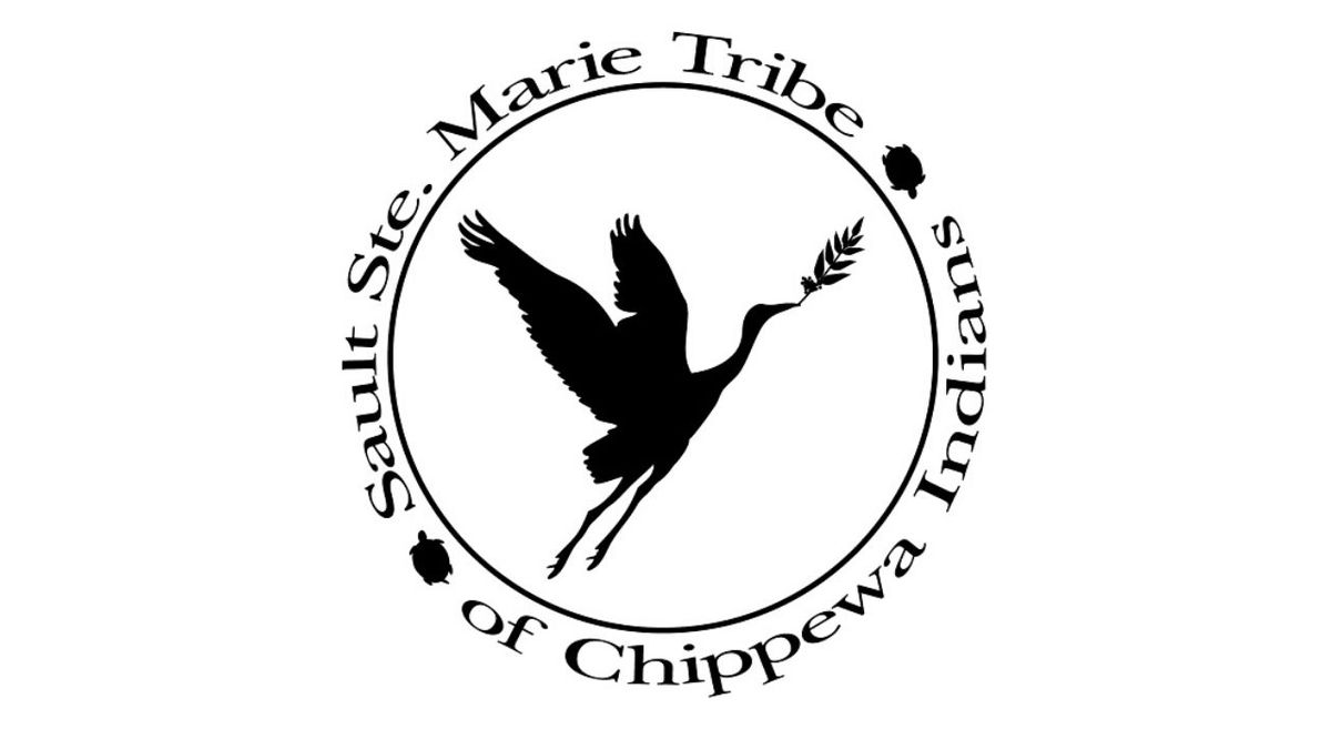 Sault Ste. Marie Tribe of Chippewa Indians logo. (Sault Tribe Graphic)