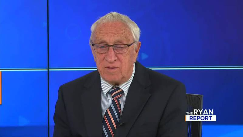 TV6's Don Ryan on the Sept. 20, 2021 episode of The Ryan Report.