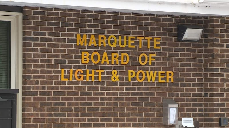 The Marquette BLP is looking into if providing broadband service fits their plan