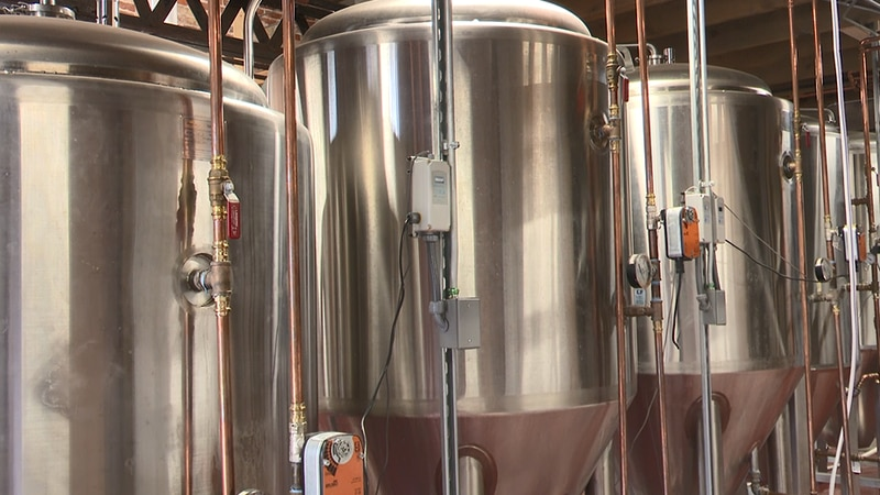 Upper Peninsula Brewing Company plans to open with eight beers in August.