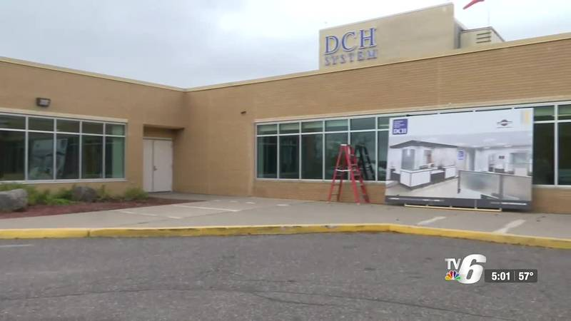 Grand re-opening for Dickinson County emergency room takes place