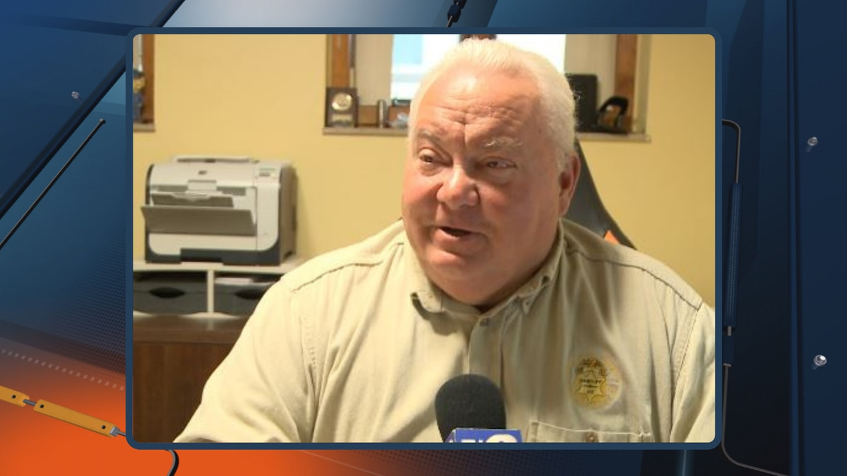 FILE. Houghton County Sheriff Brian McLean during a past TV6 interview.