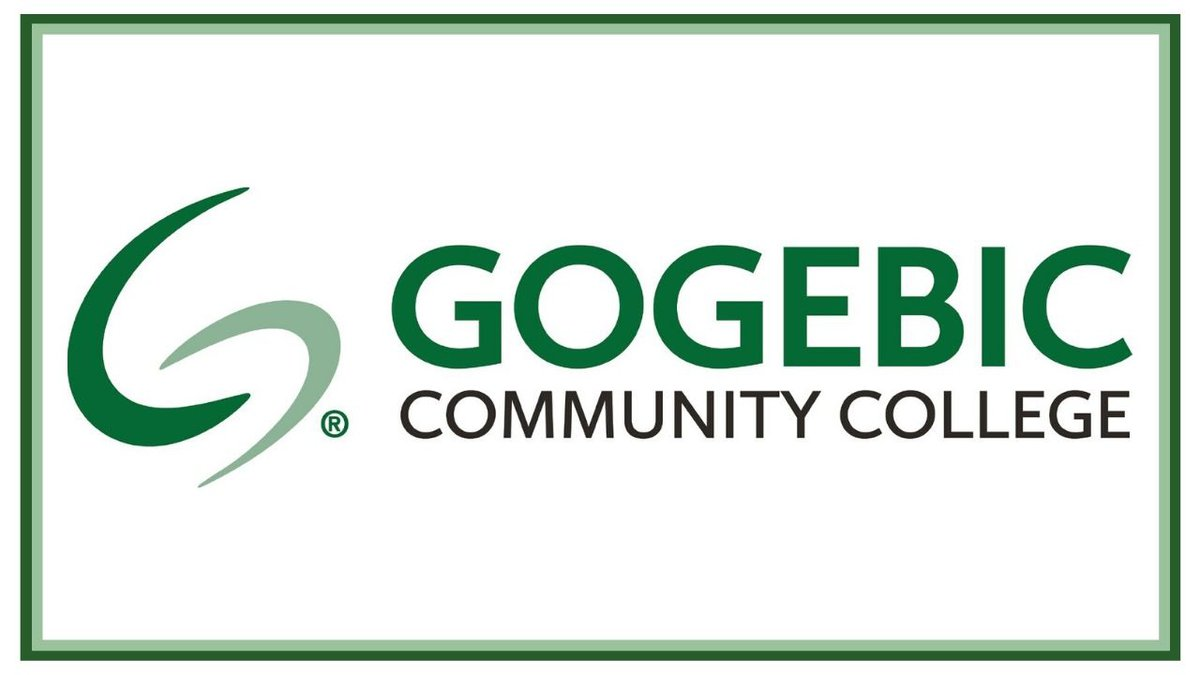 Gogebic Community College logo.