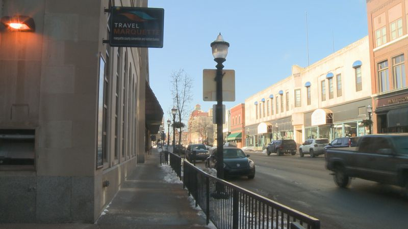 Travel Marquette reports lower numbers of tourists than in years past.