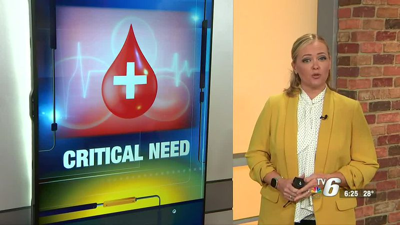 The critical need for blood donations in Upper Michigan