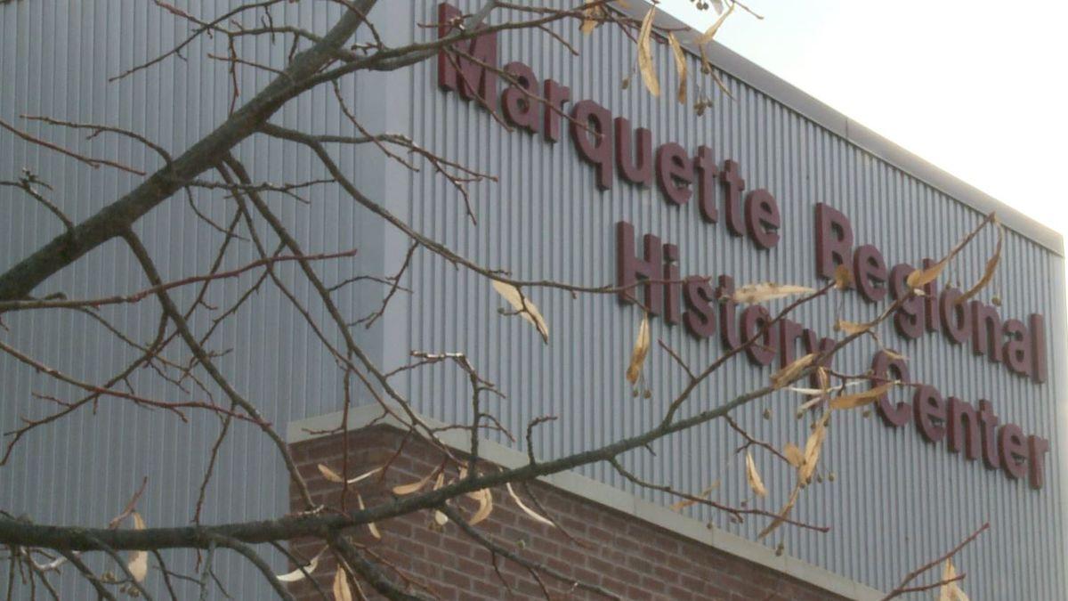 Marquette Regional History Center. (WLUC Photo)