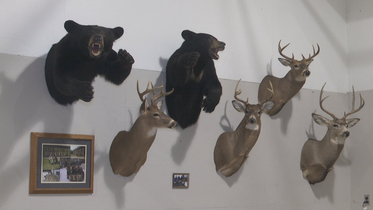 The U.P. Trappers Convention and Outdoor Expo is happening this weekend at the state fairgrounds.