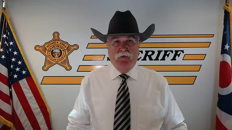 Butler County Sheriff Richard Jones said he's willing to pay for a one-way ticket for anyone...