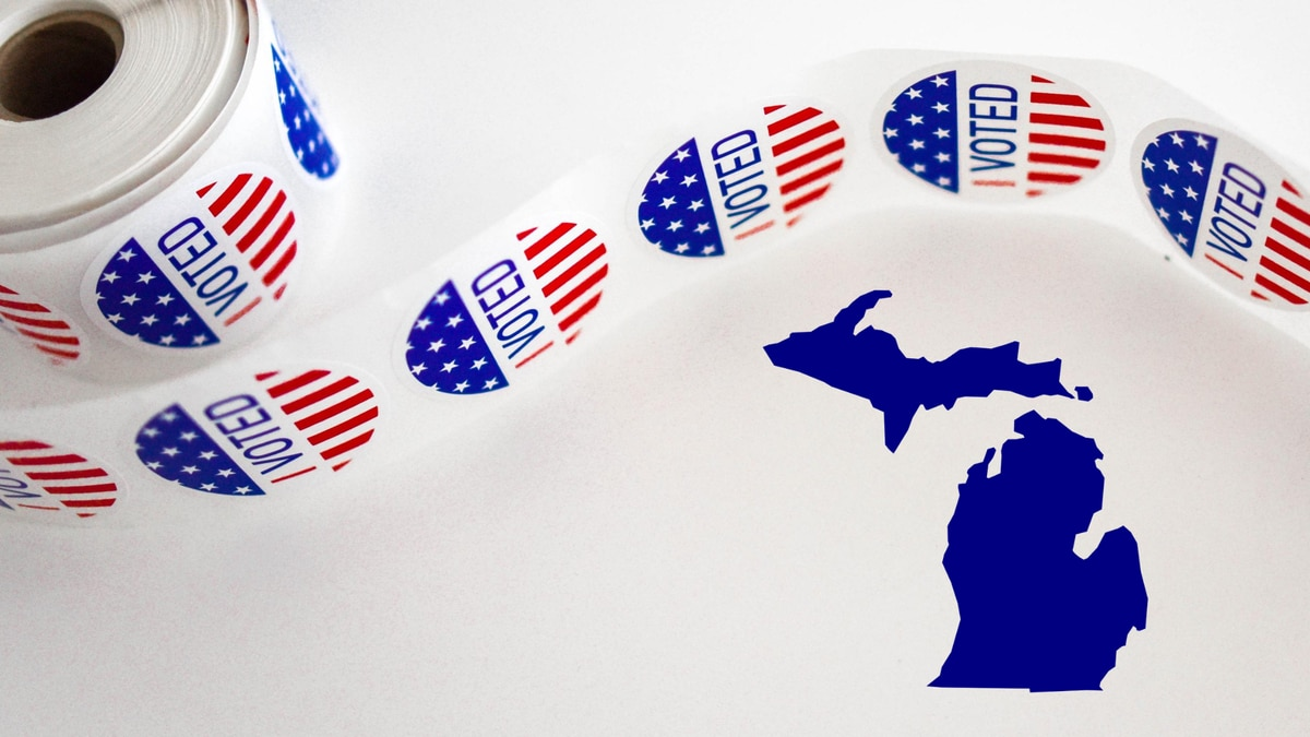 Michigan elections.