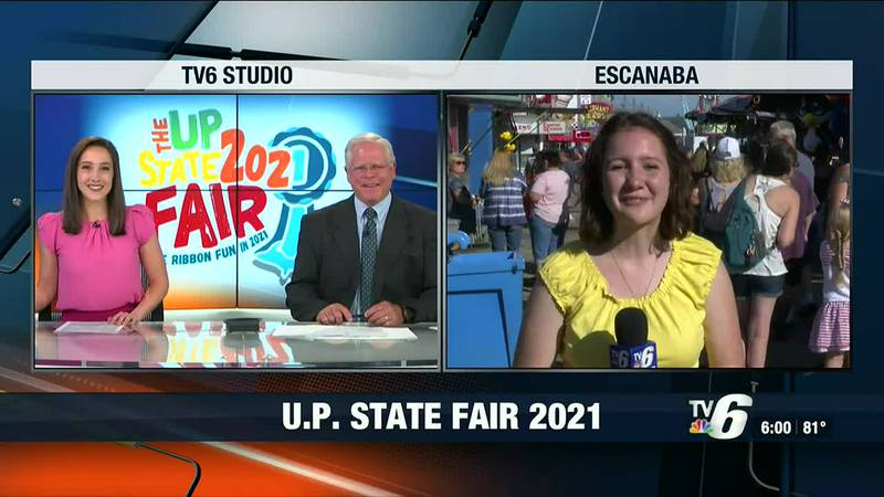 UP State Fair Opening Day 2021.