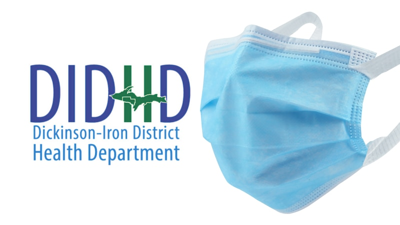 DIDHD logo and a face mask.