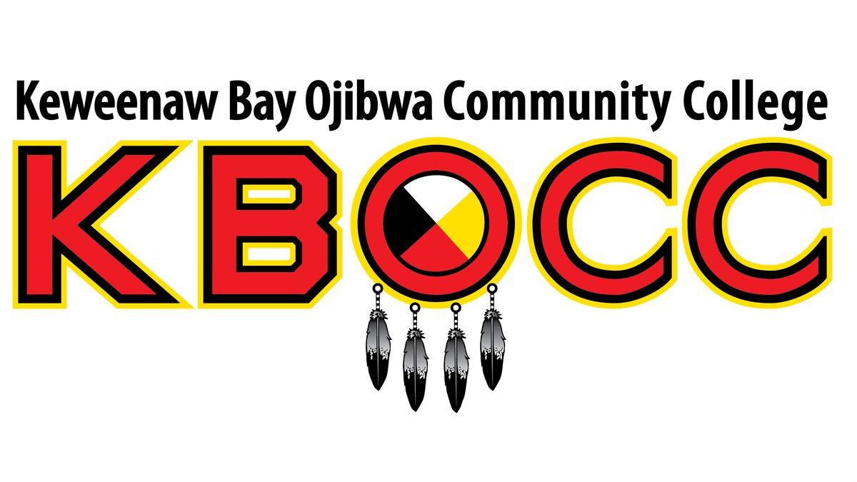 Keweenaw Bay Ojibwa Community College Logo. (Courtesy KBOCC)