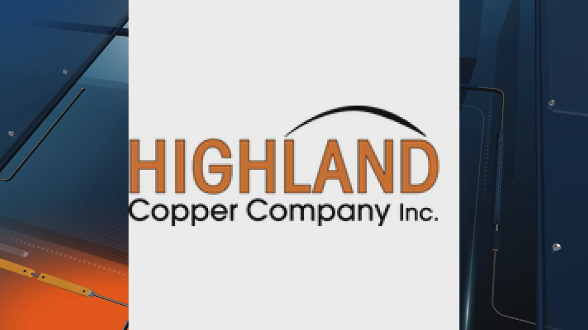 The balance of U.S. $1.32 million will be used by Highland for general corporate purposes.