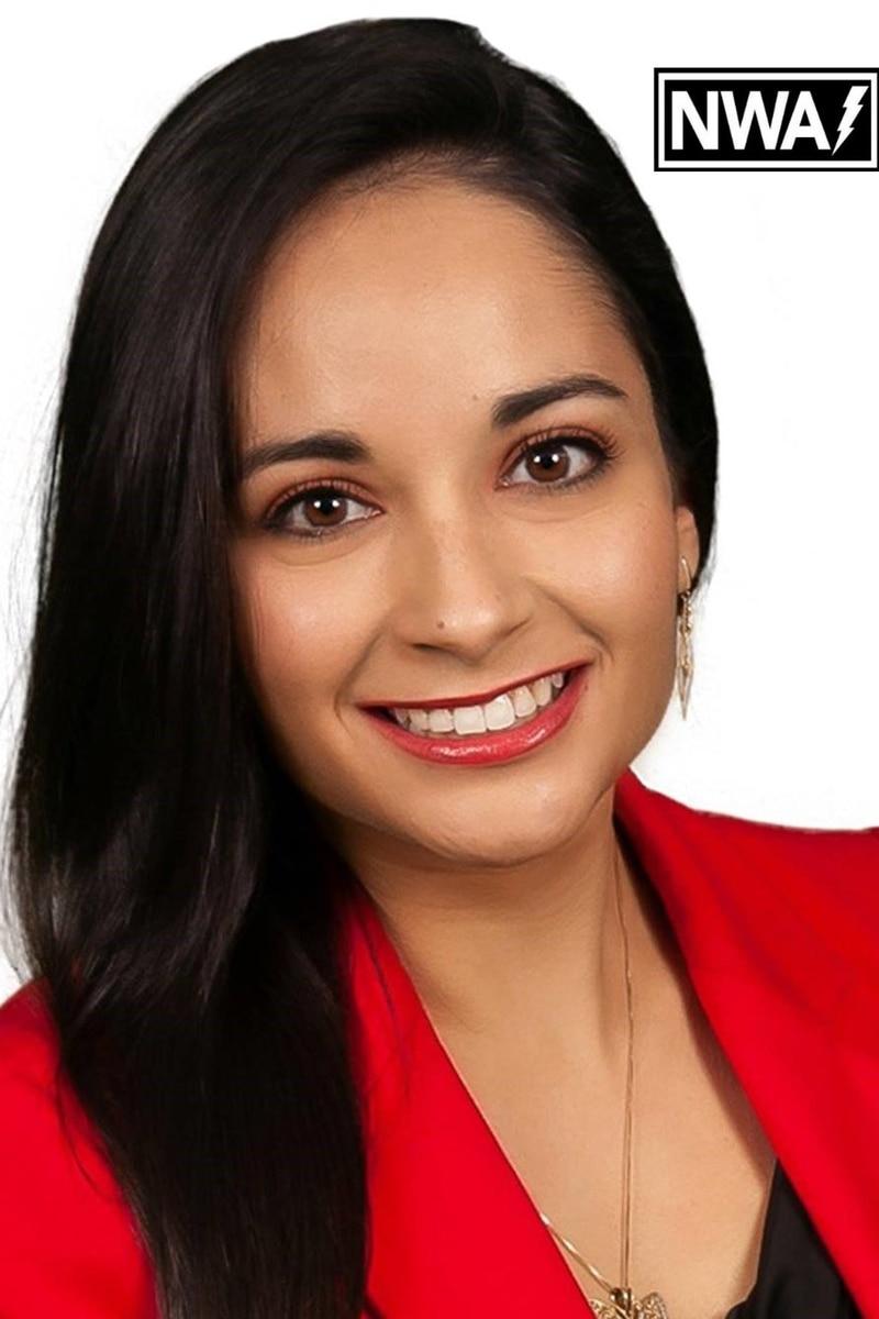 Headshot of Jennifer Perez, Morning Meteorologist
