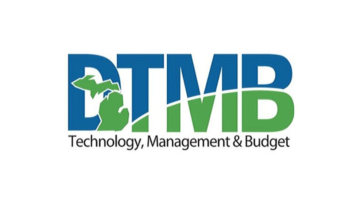 (Department of Technology, Management and Budget logo)