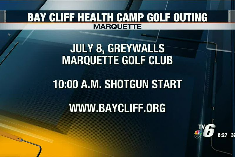 The fundraising event will be held at Greywalls in Marquette