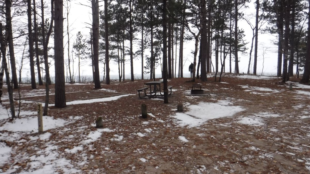 Changes For Winter Camping At Pictured Rocks National Lakeshore