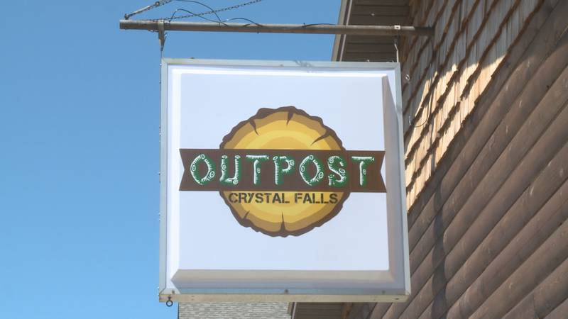 The Outpost offers a wide variety of cannabis products.