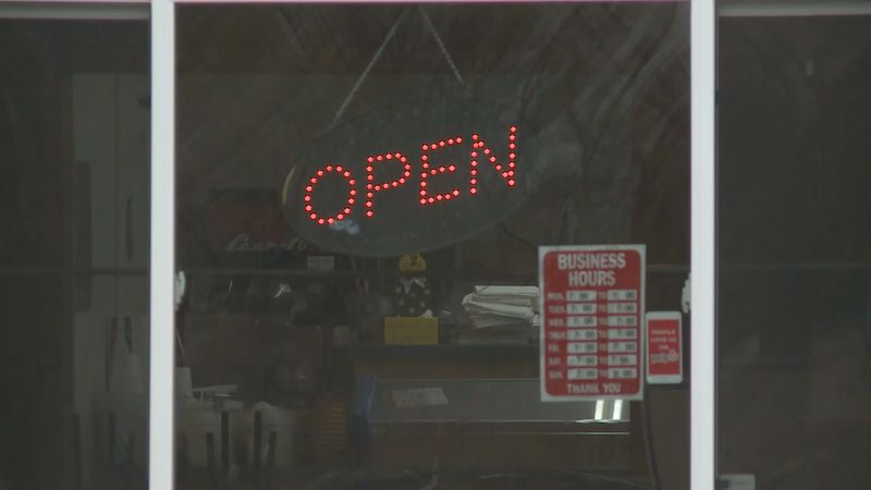 Some businesses are adjusting their typical hours and services, but others are closing entirely.