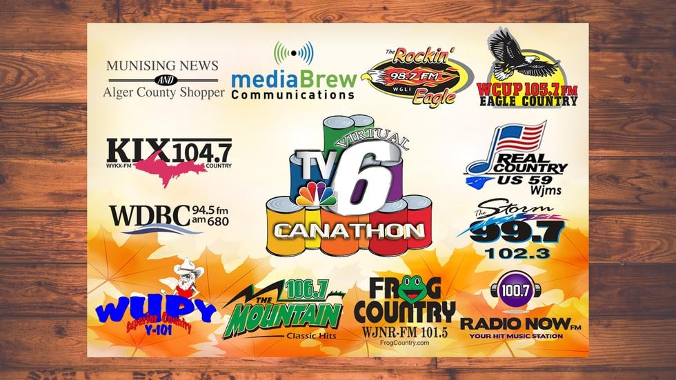 Virtual TV6 Canathon 2020, with area partners.