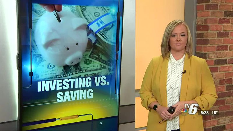 Financial Planner Scott Sampeer explains when it's best to invest and when it's better to save