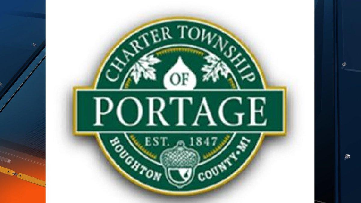 The Township of Portage logo