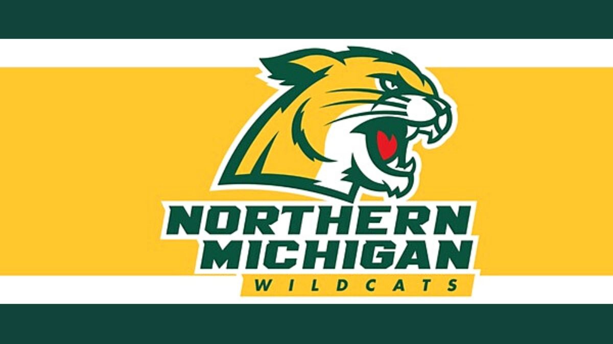Northern Michigan University Wildcats logo.