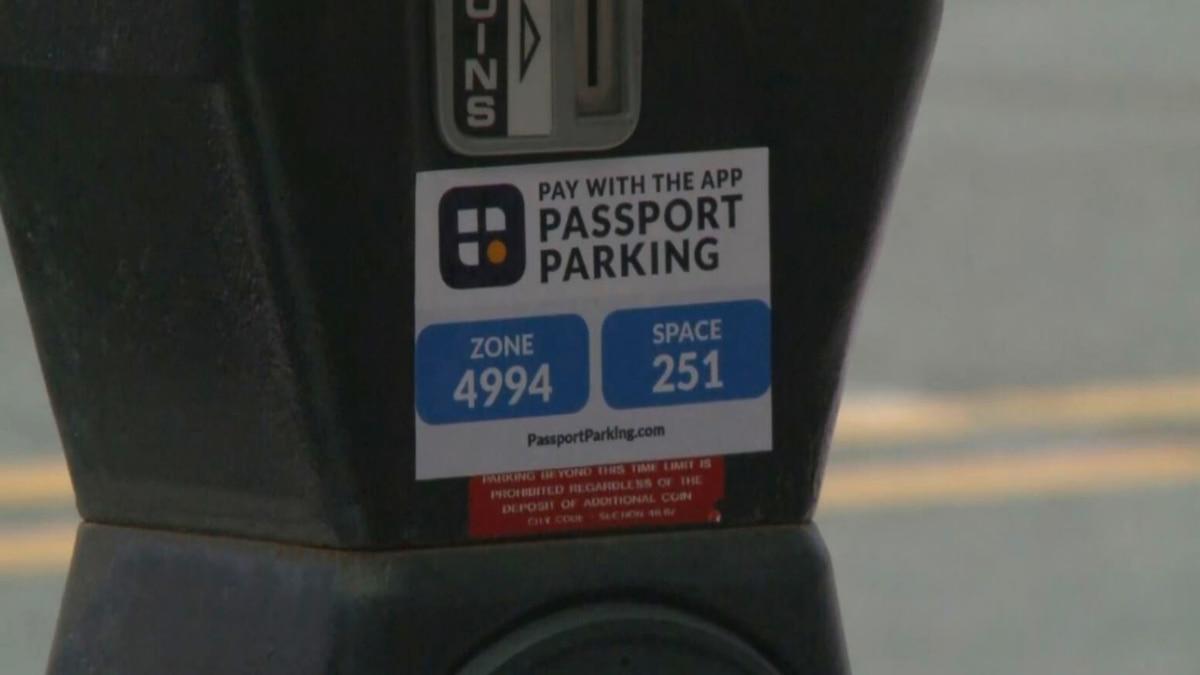 Marquette DDA Passport Parking.