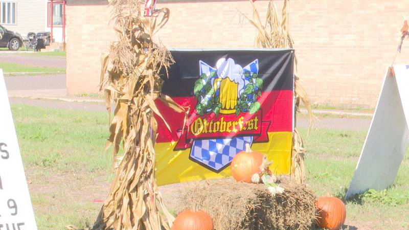 There will be Oktoberfest food at the South Range VFW from 2 p.m. -7 p.m.