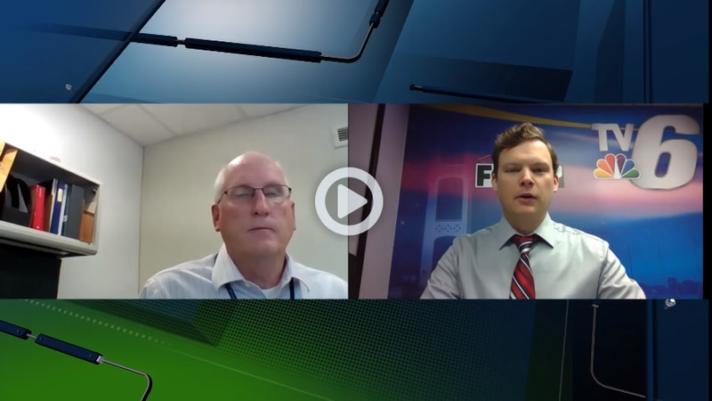 Dr. Piggott discusses the recent rise in COVID-19 cases as we move towards the cold & flu season