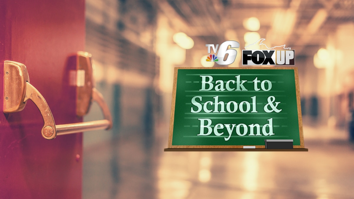 Back to School & Beyond logo