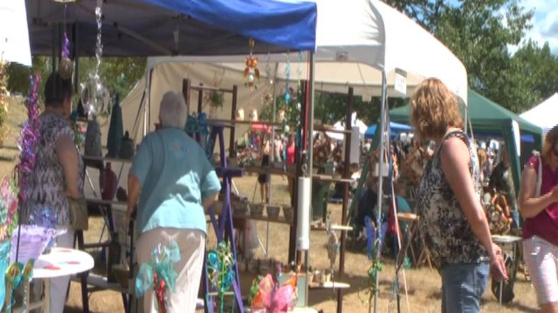 Waterfront Arts Festival (WLUC File Photo)