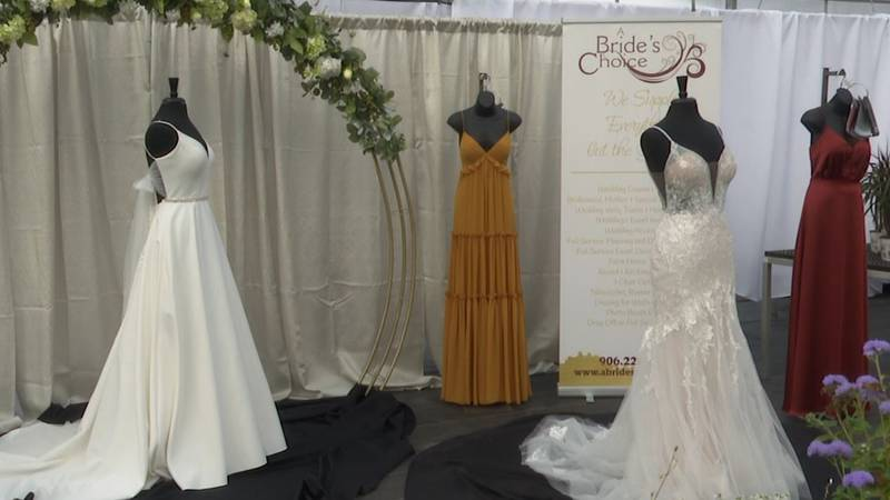 UP Wedding Show in Chocolay Township