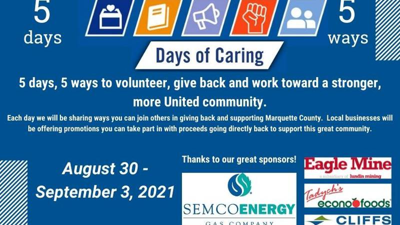 United Way of Marquette County kicks off campaign
