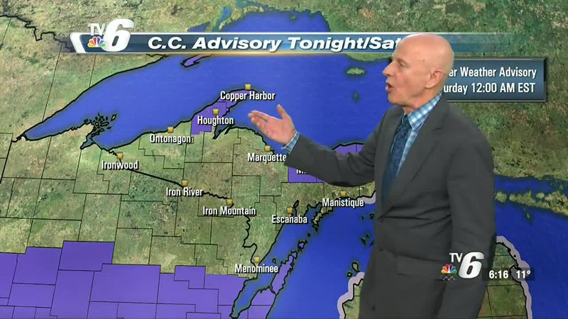 Karl Bohnak's Evening Weather: 1/22/2021