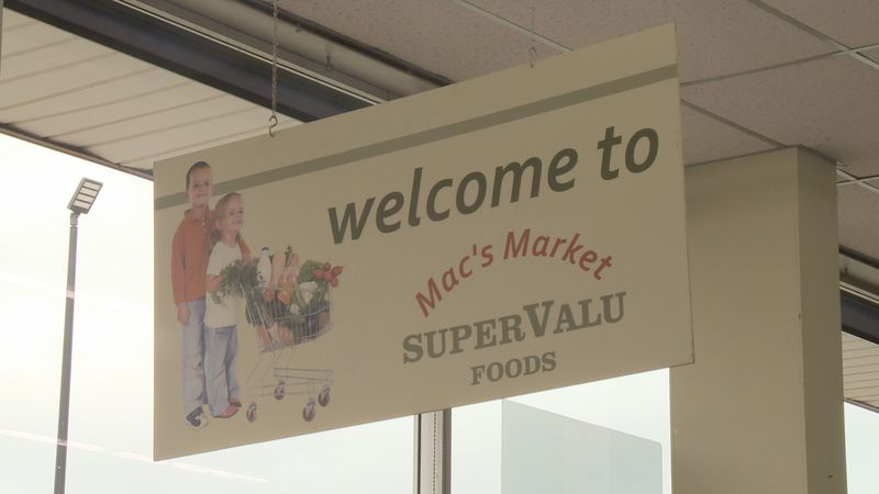 Mac's Market will still be open for in-person shopping as well.