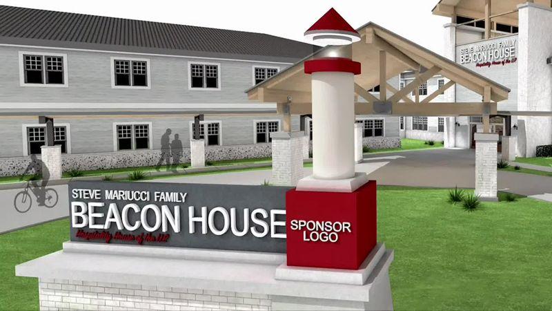 concept design for Beacon House new facility