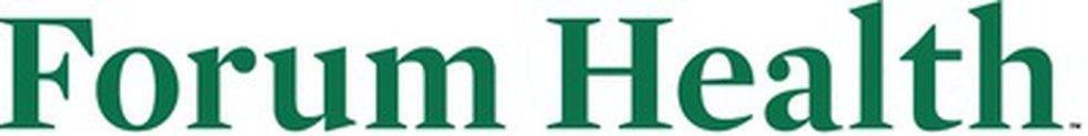 Forum Health Logo (PRNewsfoto/Forum Health LLC)