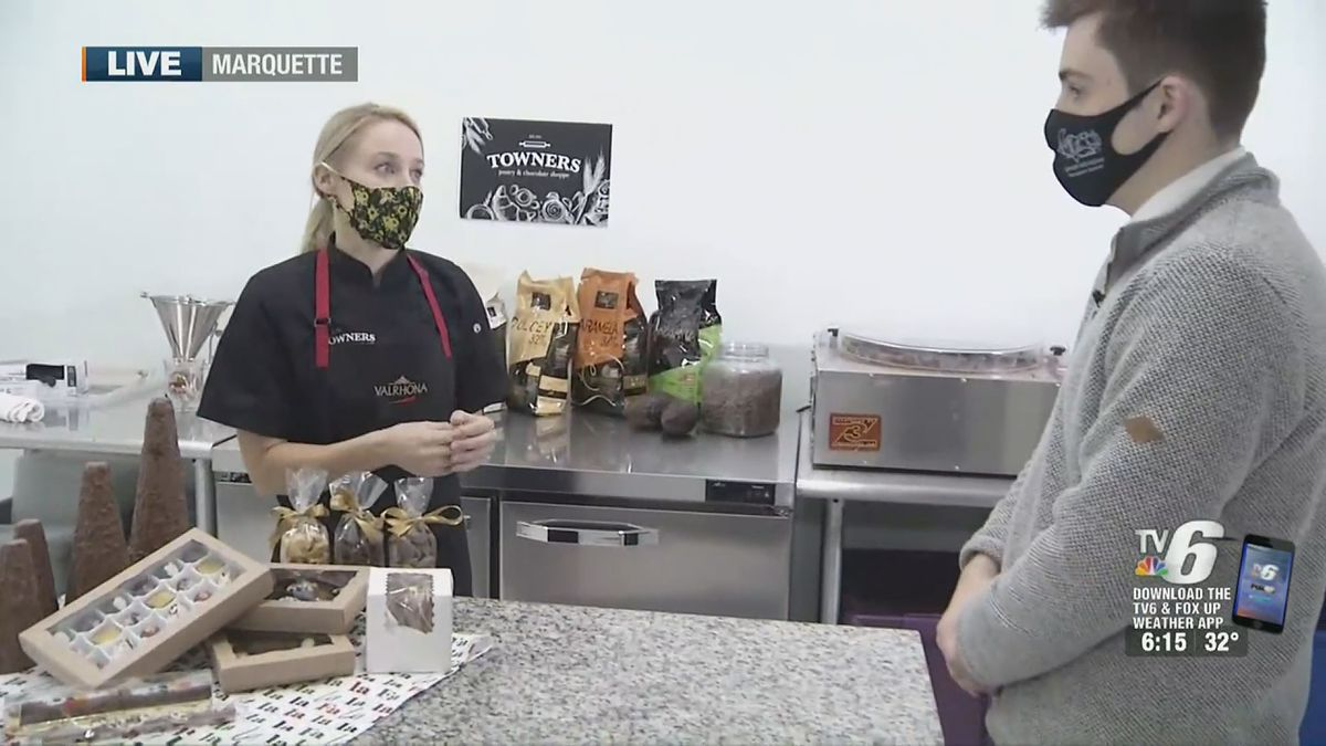 A conversation with Towners Pastry and Chocolate Shoppe owner Katie Bonzer about the business'...