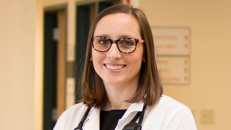 Dr. Chelsea Ray.