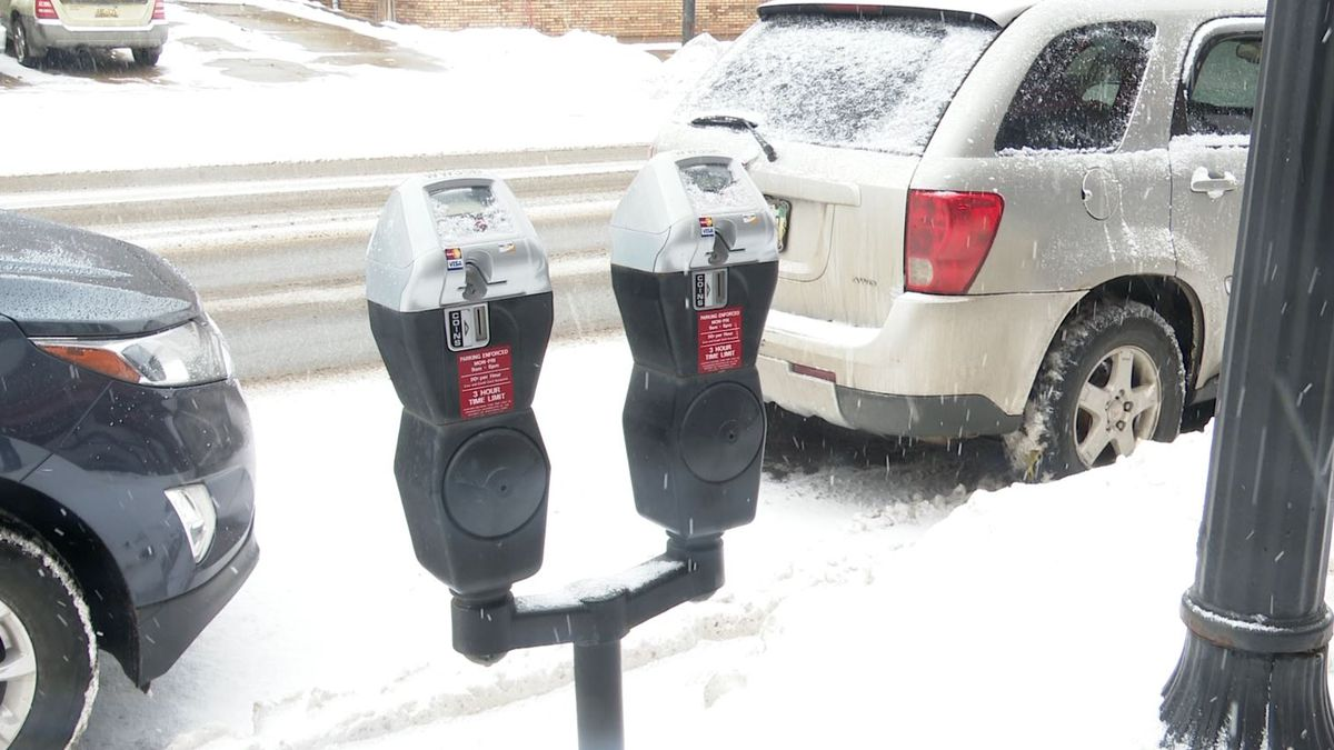 Some parking restrictions are being lifted in downtown Marquette for the holiday shopping season.