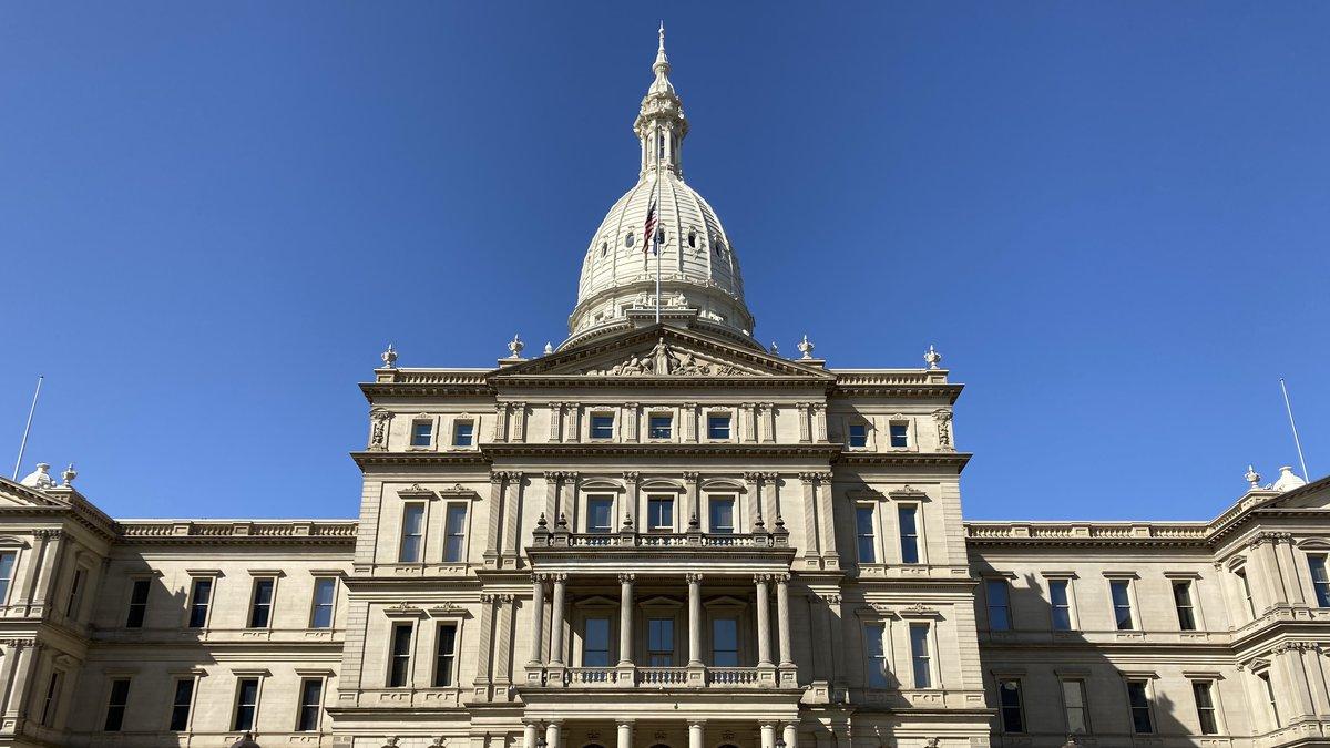 Michigan Capitol.