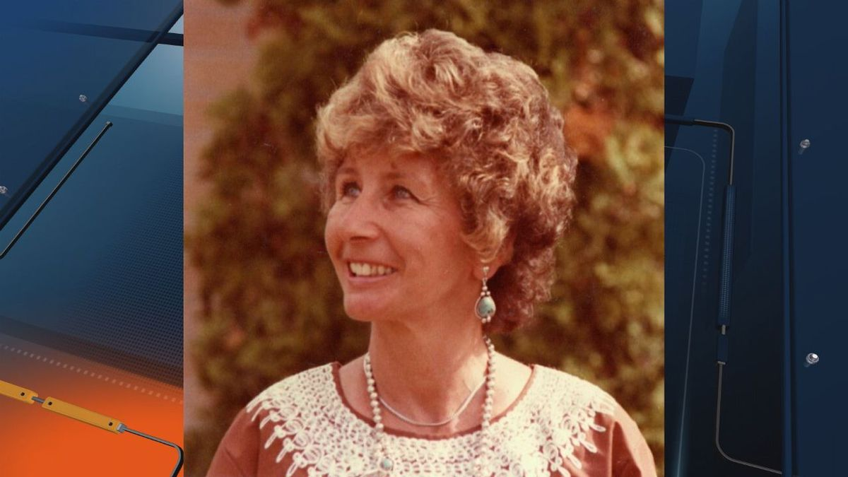 June Jamrich, who was a visible presence on campus and in the community during her husband John X. Jamrich's tenure as Northern's president from 1968-1983, died April 20 at her home in Jacksonville, Fla. She was 95. (Obituary Photo)