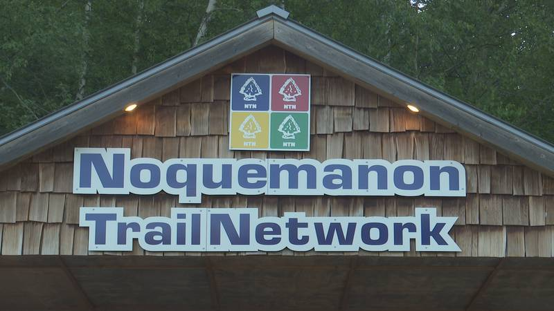 The Trail Festival takes place throughout the South Trails in Marquette.